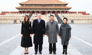 Trump Forbidden City